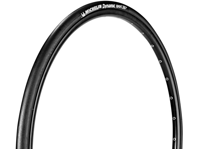 "Michelin Dynamic Sport Faltreifen 28"" schwarz"